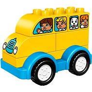 LEGO DUPLO My First 10851 Môj prvý autobus - Stavebnica