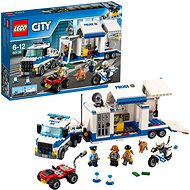 LEGO City 60139 Mobilné veliteľské centrum - LEGO stavebnica