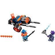 LEGO Nexo Knights 70347 Delostrelectvo kráľovej stráže - Stavebnica