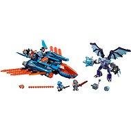 LEGO Nexo Knights 70351 Clayův lietadlo Falcon Fighter Blaster - Stavebnica