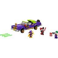 LEGO Batman Movie 70906 Joker a jeho vozidlo Notorious Lowrider - Stavebnica