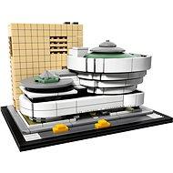 LEGO Architecture 21035 Guggenheimovo múzeum - Stavebnica