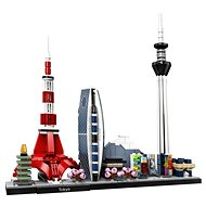 LEGO Architecture 21051 Tokio - LEGO stavebnica