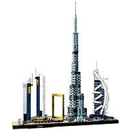 LEGO Architecture 21052 Dubaj - LEGO stavebnica