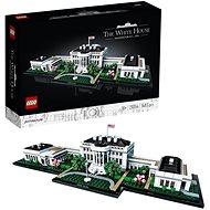 LEGO Architecture 21054 Biely dom - LEGO stavebnica