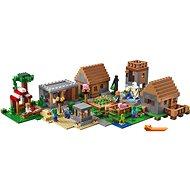 LEGO Minecraft 21128 Dedina - Stavebnica