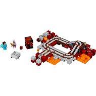 LEGO Minecraft 21130 Podzemná železnica - Stavebnica