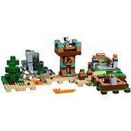 LEGO Minecraft 21135 Kreatívny box 2.0 - Stavebnica