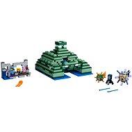 LEGO Minecraft 21136 Pamätník v oceáne - Stavebnica