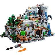 LEGO Minecraft 21137 Jaskyňa v horách - Stavebnica