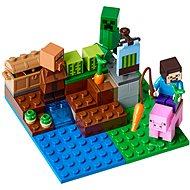LEGO Minecraft 21138 Melónová farma - Stavebnica