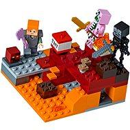LEGO Minecraft 21139 Podzemný súboj - Stavebnica