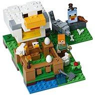 LEGO Minecraft 21140 Kurník - LEGO stavebnica