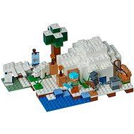 LEGO Minecraft 21142 Iglu za polárnym kruhom - Stavebnica