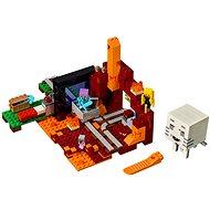 LEGO Minecraft 21143 Podzemná brána - Stavebnica