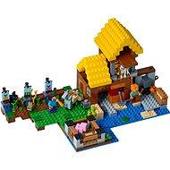 LEGO Minecraft 21144 Farmárská usadlosť - Stavebnica