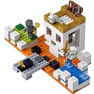 LEGO Minecraft 21145 Bojová aréna - Stavebnica