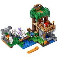 LEGO Minecraft 21146 Útok kostlivcov - Stavebnica