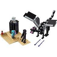 LEGO Minecraft 21151 Súboj vo svete End - LEGO stavebnica