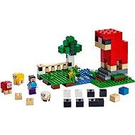 LEGO Minecraft 21153 Ovčia farma - LEGO stavebnica
