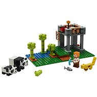 LEGO Minecraft 21158 Pandia škôlka - LEGO stavebnica