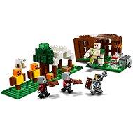LEGO Minecraft 21159 Základňa Pillagerov - LEGO stavebnica