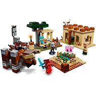 LEGO Minecraft 21160 Útok Illagerov - LEGO stavebnica