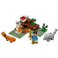 LEGO Minecraft 21162 Dobrodružstvo v tajge - LEGO stavebnica