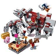 LEGO Minecraft 21163 Bitka o rudit - LEGO stavebnica