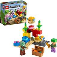 LEGO Minecraft 21164 Koralový útes