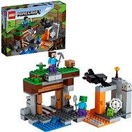 """LEGO Minecraft 21166 """"Opustená"""" baňa"""