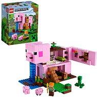 LEGO Minecraft 21170 Prasací dom - LEGO stavebnica