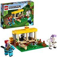 LEGO® Minecraft™ 21171 Konská stajňa