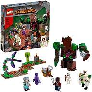 LEGO® Minecraft™ 21176 Príšera z džungle