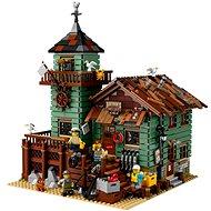 LEGO Ideas 21310 Starý rybársky obchod - Stavebnica