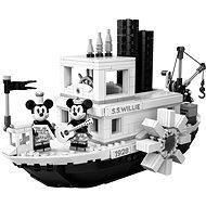 LEGO 21317 Ideas Parník Willie - Stavebnica