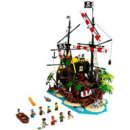 LEGO Ideas 21322 Pirates of Barracuda Bay - LEGO stavebnica