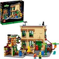 LEGO Ideas 21324 123 Sesame Street - LEGO stavebnica