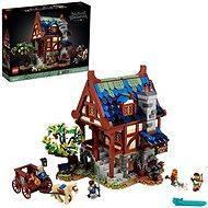 LEGO® Ideas 21325 Stredoveká kováčska dielňa - LEGO stavebnica