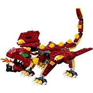 LEGO Creator 31073 Bájne stvorenia - Stavebnica