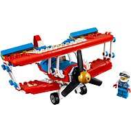 LEGO Creator 31076 Odvážné kaskadérske lietadlo - Stavebnica
