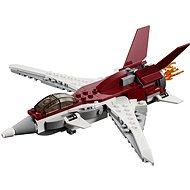LEGO Creator 31086 Futuristické lietadlo - LEGO stavebnica