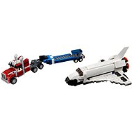 LEGO Creator 31091 Preprava raketoplánu - LEGO stavebnica