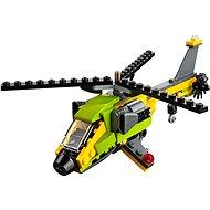 LEGO Creator 31092 Dobrodružstvo s helikoptérou - Stavebnica