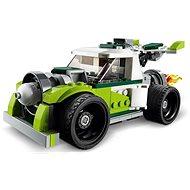 LEGO Creator 31103 Auto s raketovým pohonom - LEGO stavebnica