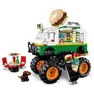 LEGO Creator 31104 Hamburgerový monster truck - LEGO stavebnica