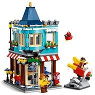LEGO Creator 31105 Hračkárstvo v centre mesta - LEGO stavebnica