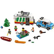 LEGO Creator 31108 Rodinná dovolenka v karavane - LEGO stavebnica