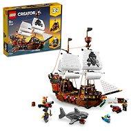 LEGO® Creator 31109 Pirátska loď - LEGO stavebnica
