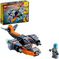 LEGO Creator 31111 Kyberdron - LEGO stavebnica